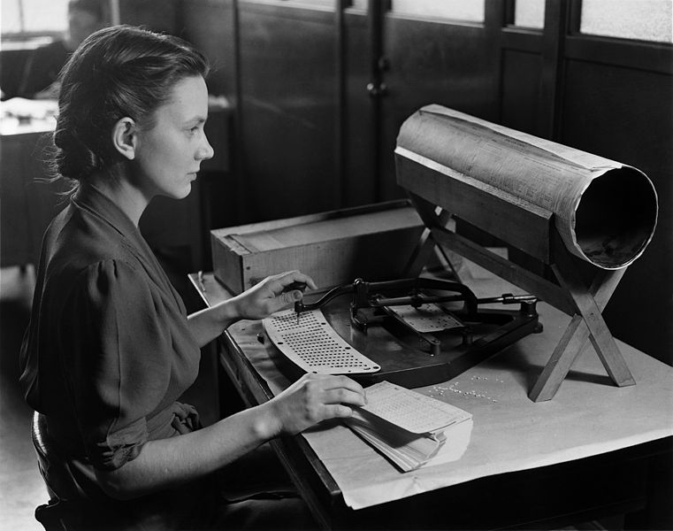 Batch Interface (Birleşik Devletler Milli Arşiv ve Kayıt Yönetimi - 1940
