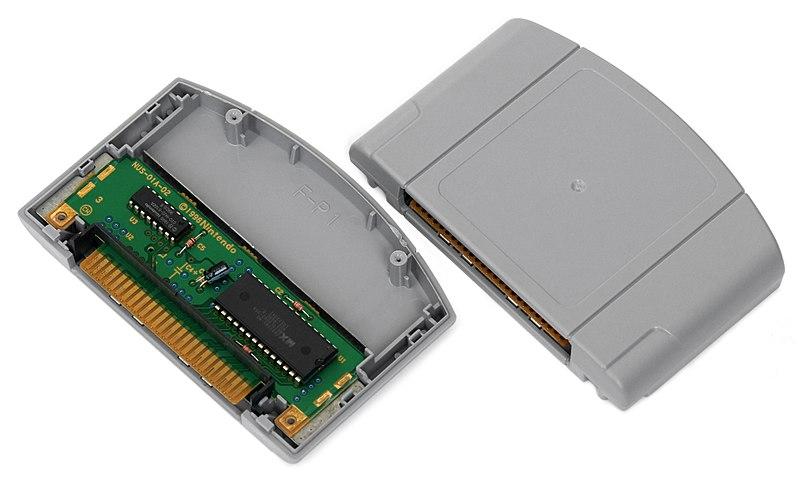 Nintendo 64 Oyun Kartuşu